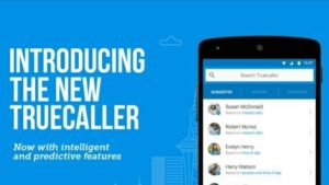 True Caller Introduces Fast Number Scanner