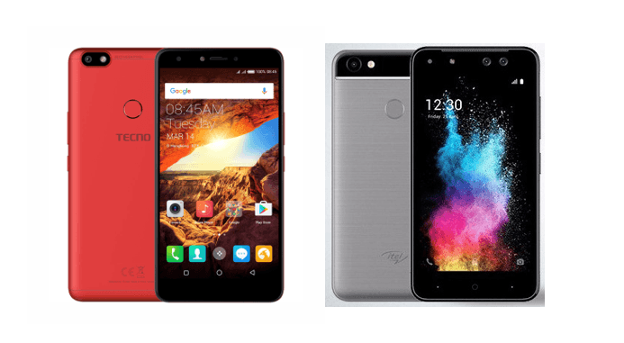 Tecno Spark K7 Vs Itel S32 Specification Comparison2