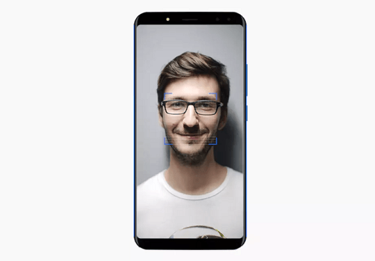 Vernee X Face ID