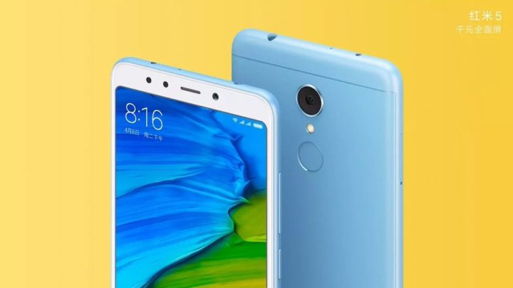 Infinix Zero 5 Vs Xiaomi Redmi 5 Plus: Specifications Comparison