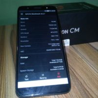 Tecno Camon CM (CMore) Unboxing Review and Antutu Benchmark 11