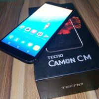 Tecno Camon CM (CMore) Unboxing Review and Antutu Benchmark 8