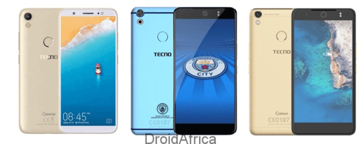 Tecno Camon CM Vs Camon CX Vs Camon CX Air