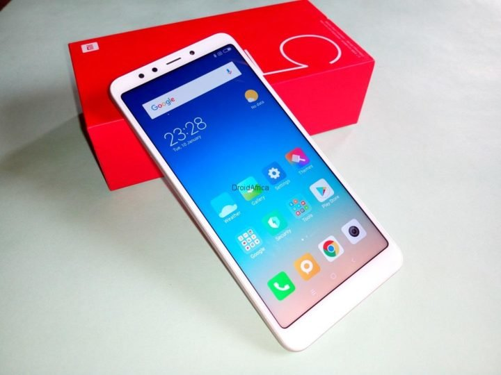Xiaomi Redmi 5 Unboxing Review and Africa Giveaway