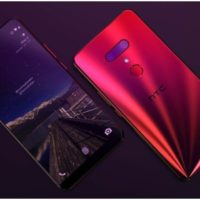 HTC U12+ Live Images are Here: No Notch Display! 7