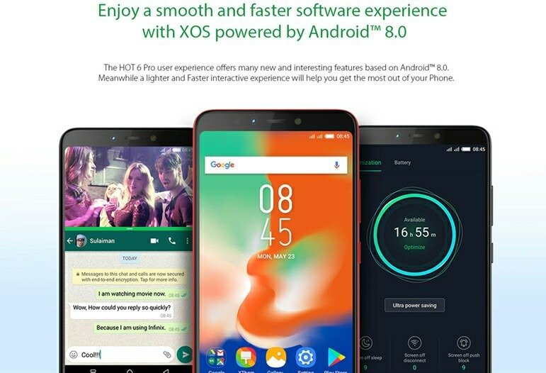 Infinix Hot 6 Pro Complete Specs Listed on Kilimall Kenya