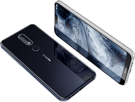 hmd global unveils nokia x6 (2018) with snapdragon 636 and