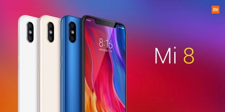 Xiaomi Mi 8 Specs and Features