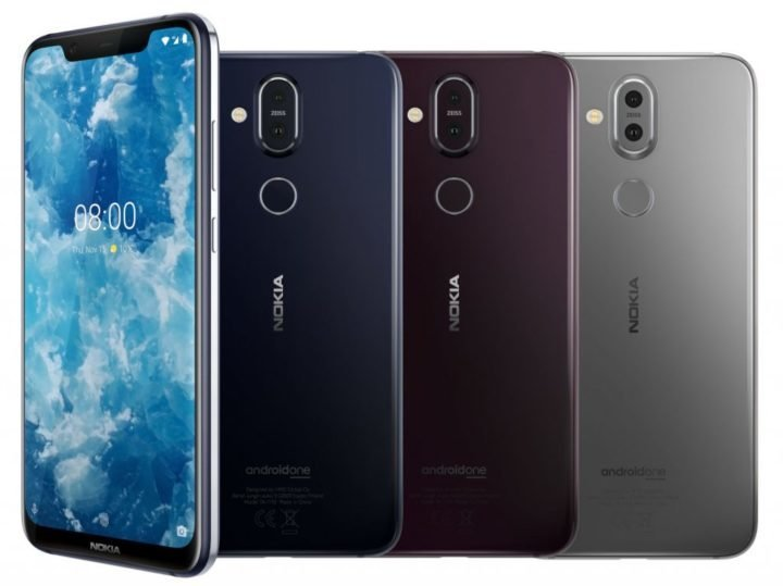 Nokia 8.1 full specifications