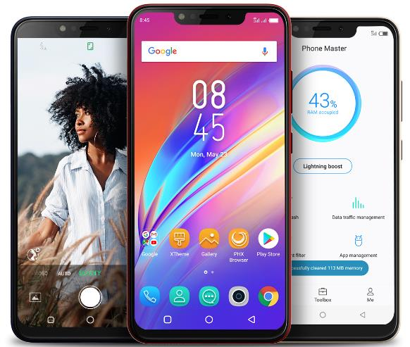 Infinix hot 6x price