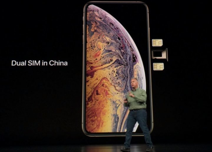 Apple iPhone XS dual-SIM specs