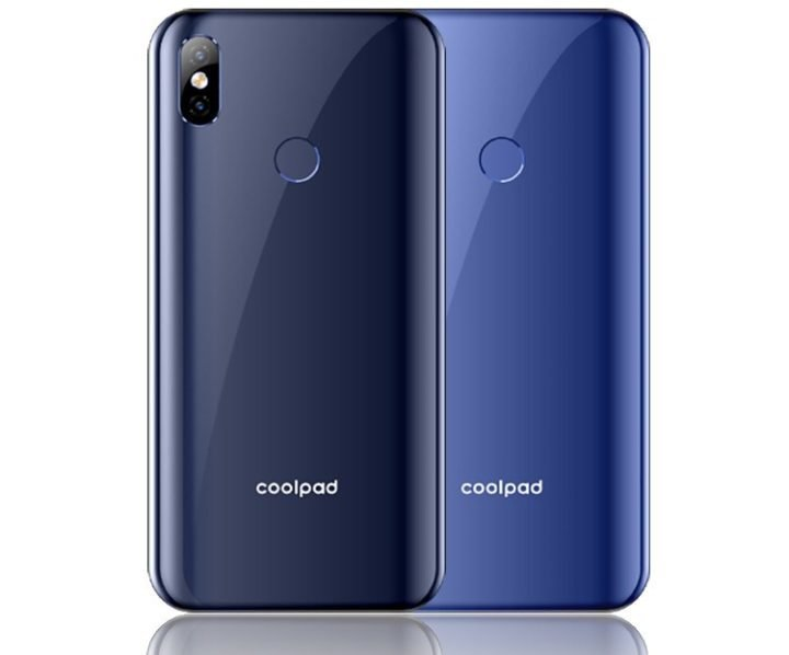 Coolpad M3 specifications and features