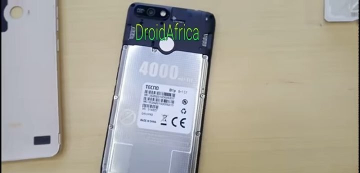 Tecno Pop 2 Power battery