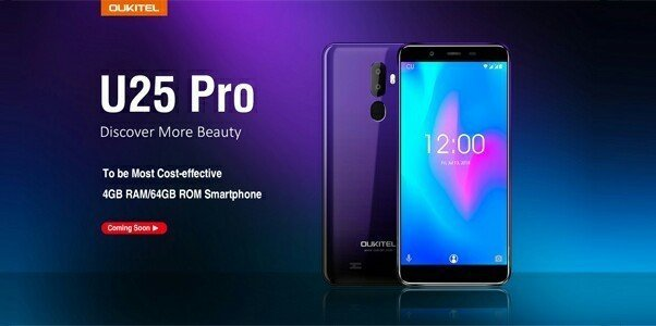 Oukitel U25 and Oukitel U25 Pro Collections: Specs, Review Features and Price 1