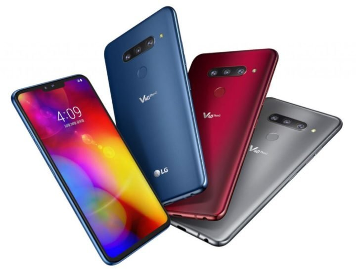 LG V40 ThinQ Collections: Specs, Review, Launch Date and