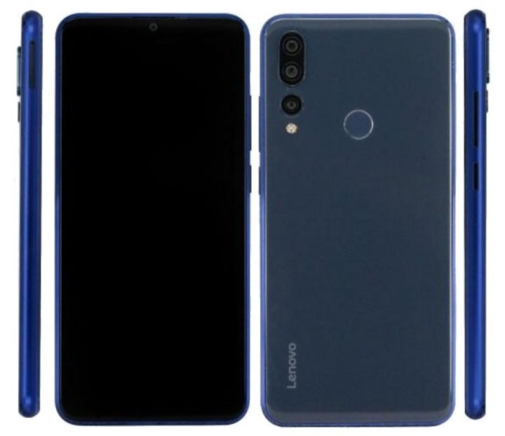 Lenovo Z5s lL78071 launch