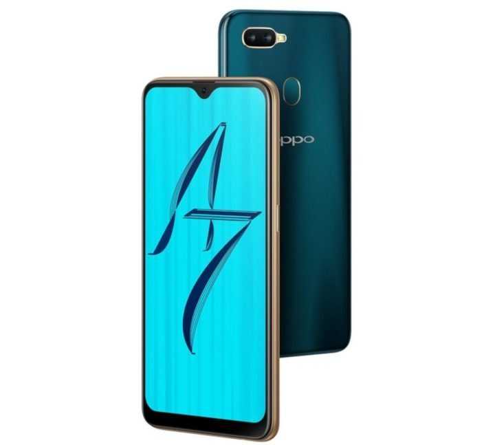 Oppo A7 specs