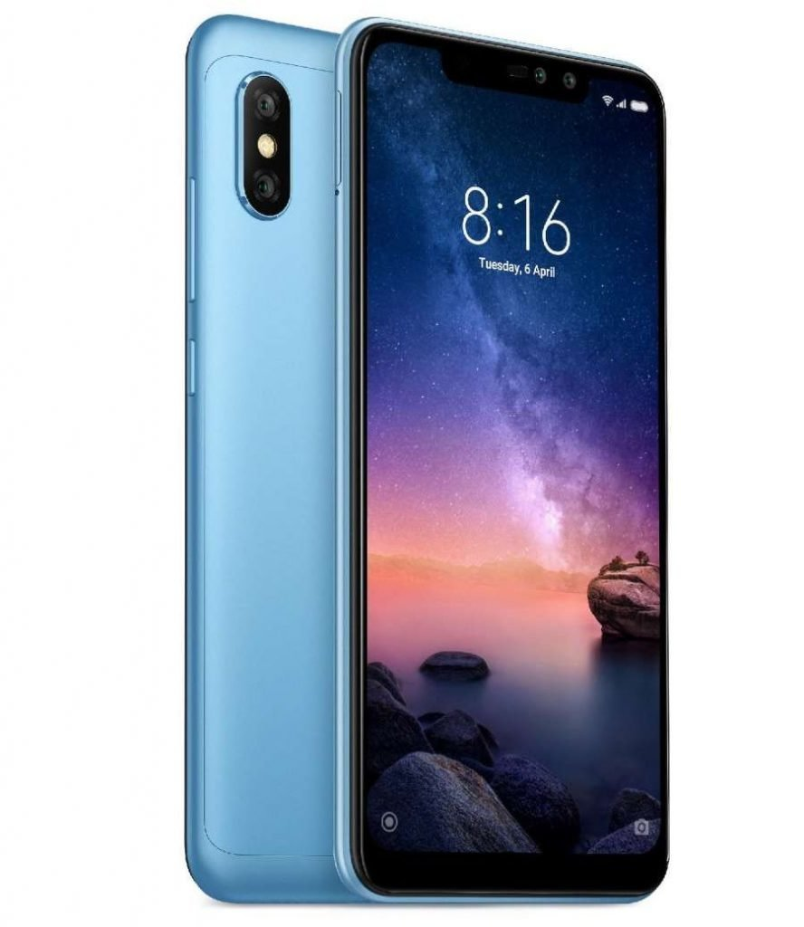 Xiaomi Redmi Note 6 Pro Specs and prices