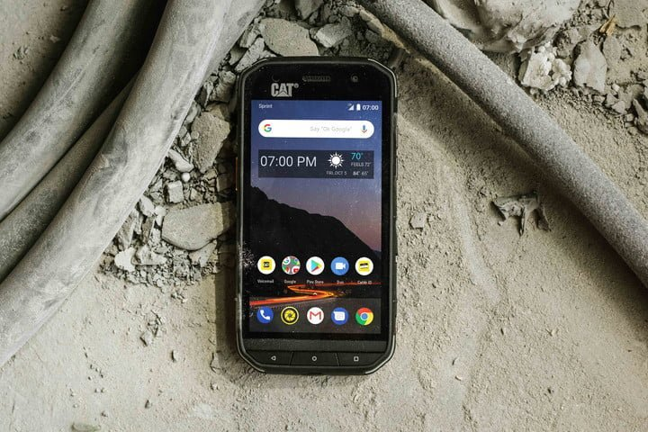 Cat S48c features and price
