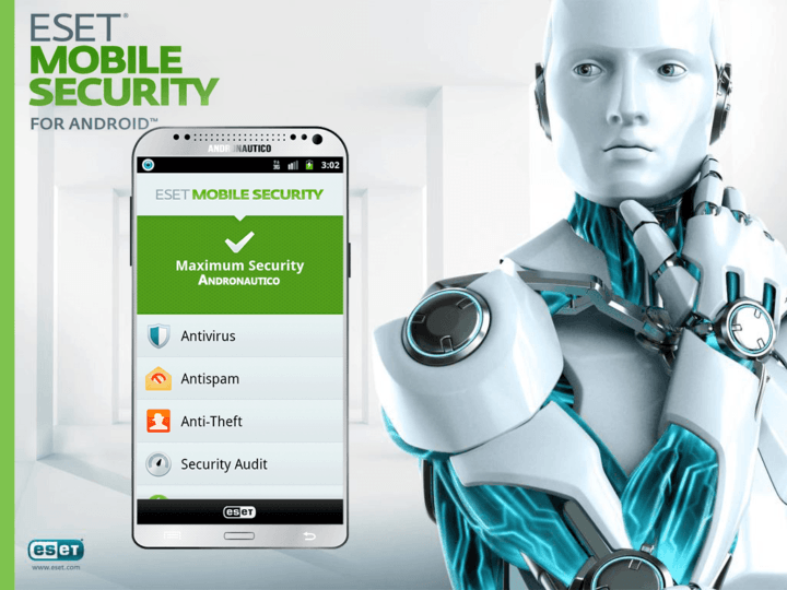 ESET ANDROID ANTI-VIRUS