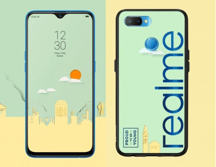 Realme U1 review realme Ambiyious Black, Brave Blue and Fiery Gold
