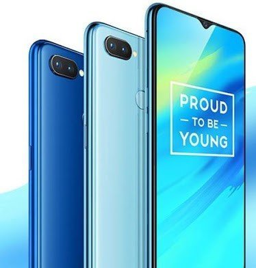 Oppo Realme 2 Pro features