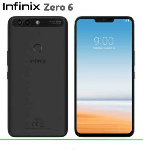 Infinix zero 6 launch