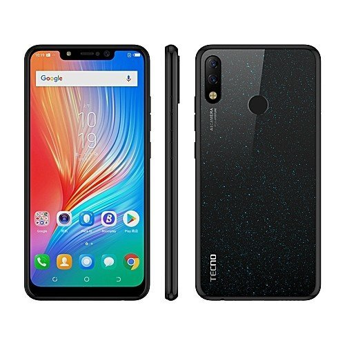 Tecno Spark 3 Pro features and reviews