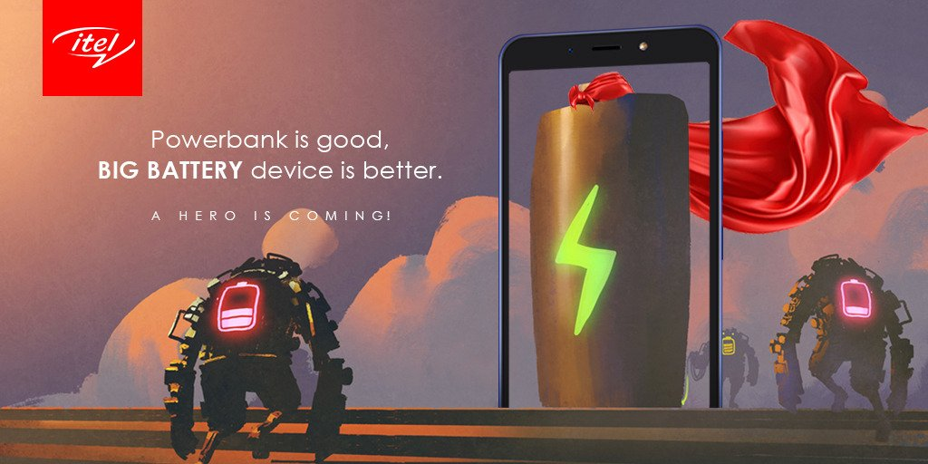 iTel Schedules AHeroIsComing Product Launch Event for March 25th 1