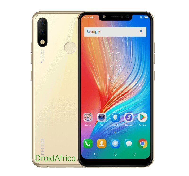 Tecno Spark 3 Pro specs features and price