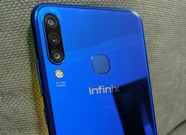 Infinix S4 specifications price and features