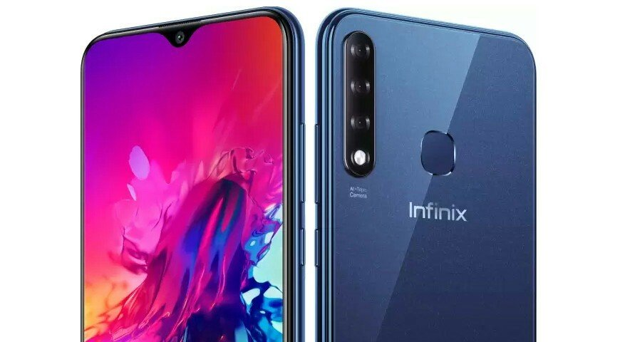 Infinix smart 3 plus specs features and price