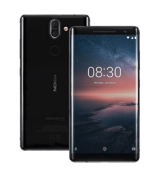 Nokia 8 Sirocco specs features and price