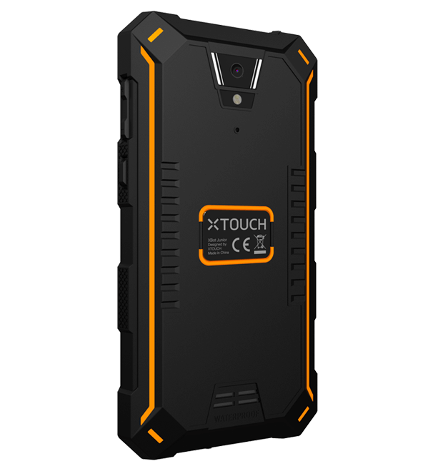 XTouch XBot Junior back