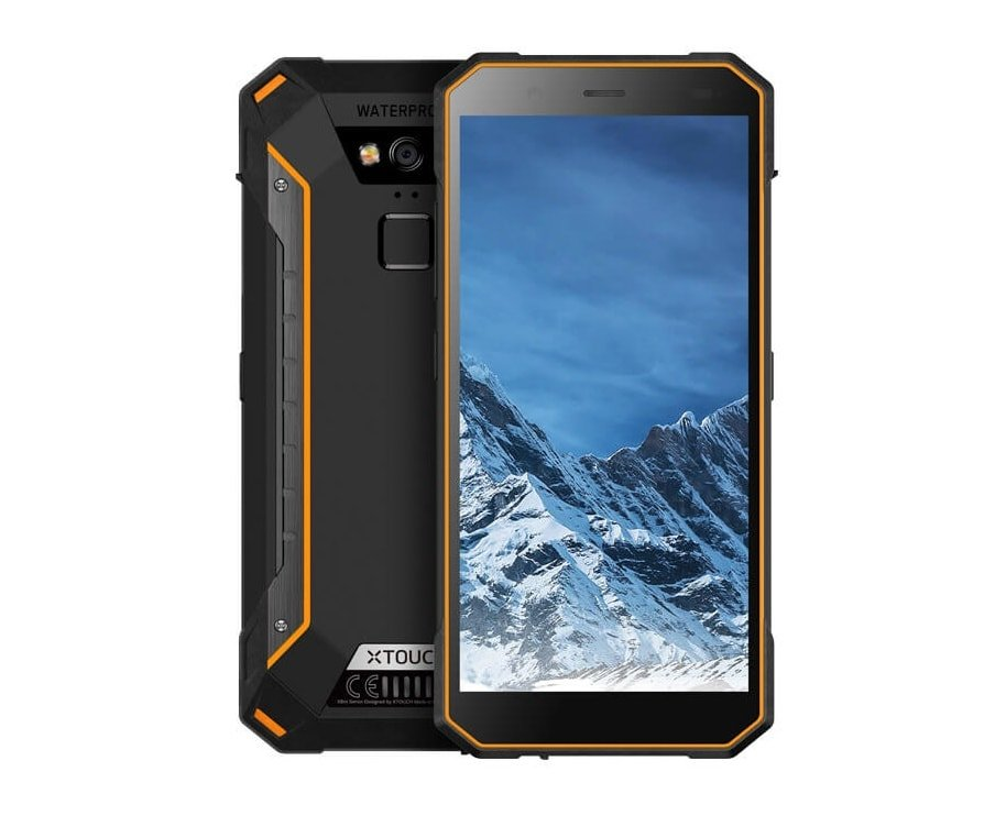 XTouch XBot Senior Specifications features and price