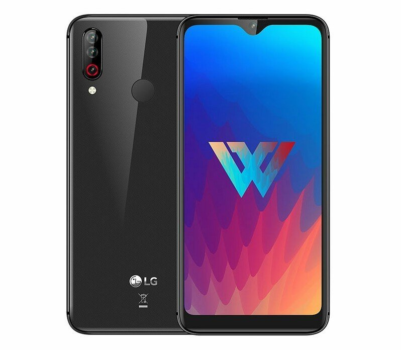 LG W30 specifications features and price