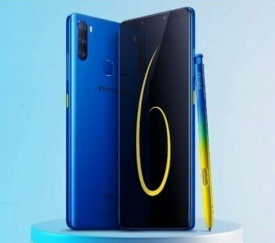 Infinix Note 6 specifications features and price