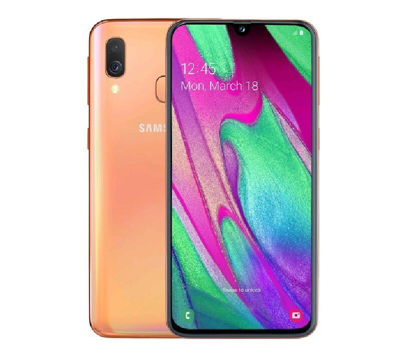 Samsung Galaxy A40 specifications features and price