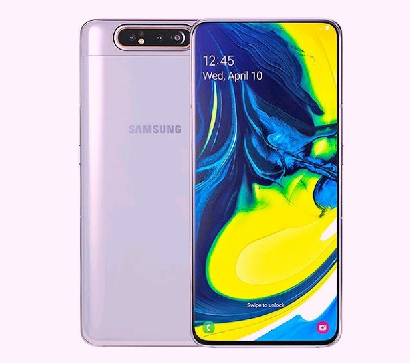 Samsung Galaxy A80 specifications features and price