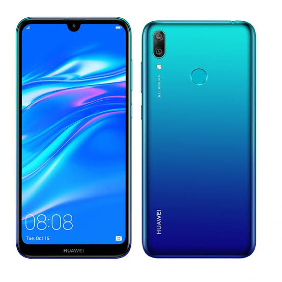 Huawei Y7 (2019) review
