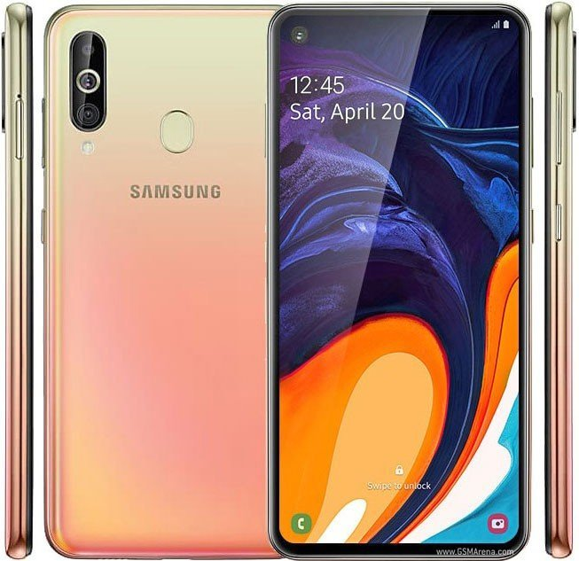 Samsung Galaxy a60 details and features