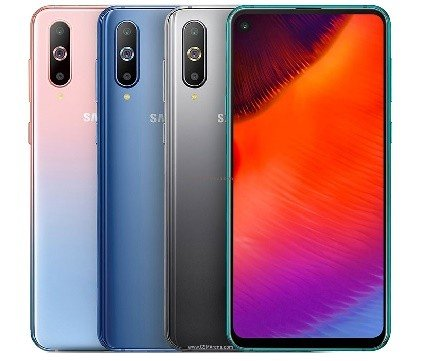 Samsung Galaxy A8s review