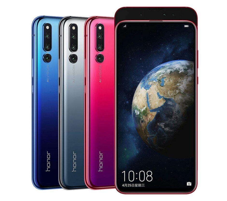 Huawei Honor Magic 2 3D specifications features and price