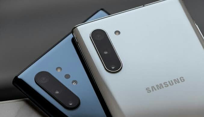Samsung Galaxy note 10 camera