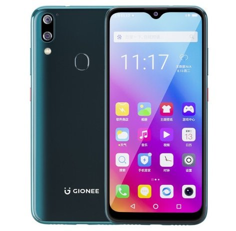Gionee M11 specifications features and price