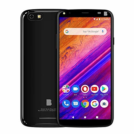 BLU Studio Mega 2019 specifications and price
