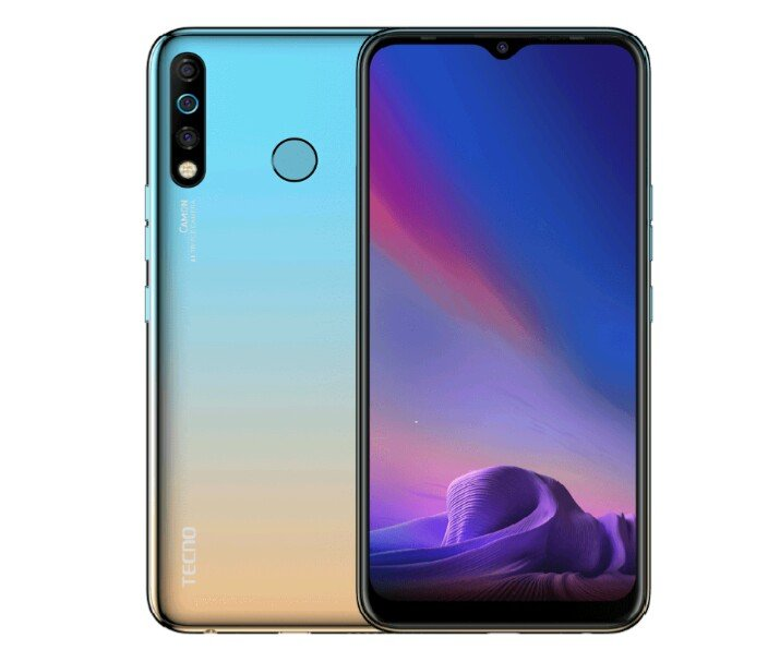 Tecno camon 12 specifications features and price