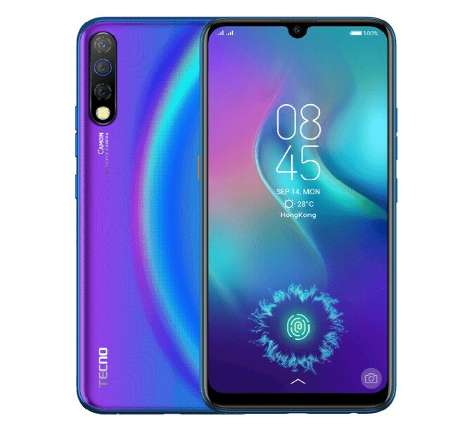 Tecno Camon 12 Pro specifications features and price