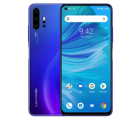 UMiDIGI F2 specifications features and price