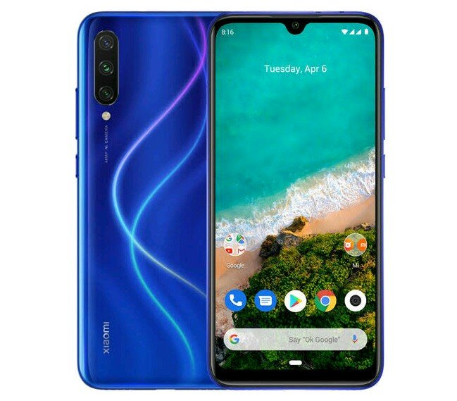Xiaomi Mi A3 specifications features and price